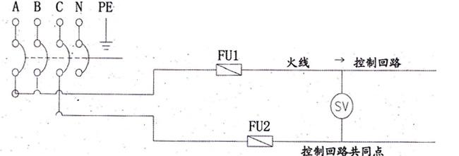 冲床电源接线,冲床电源连接