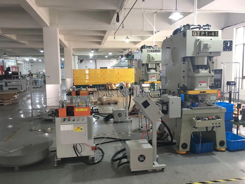 卷材冲床自动化生产线
